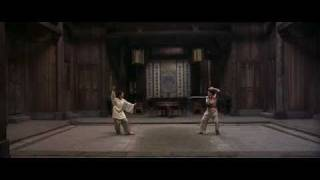 Crouching Tiger, Hidden Dragon - Michelle Yeoh vs Zhang Ziyi
