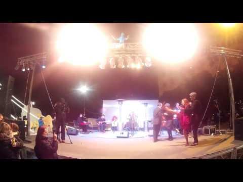 Thessaloniki 2017 New Year Celebration / Concert - Street Festival - 31.12.2016
