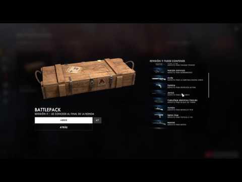 Opening 7 Battlepacks de REVISION 10