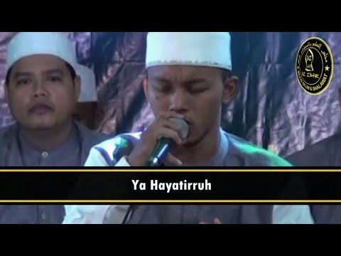 Az Zahir Ya Hayatirruh + Lirik