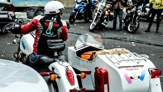 Women's Motorcycle Club Delivers Breast Milk to Babies Throughout New York City