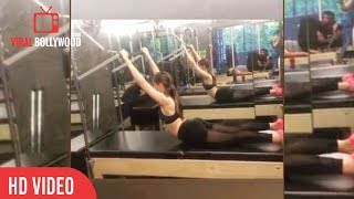 Deepika Padukone Fell Down While Doing Workout For XXX