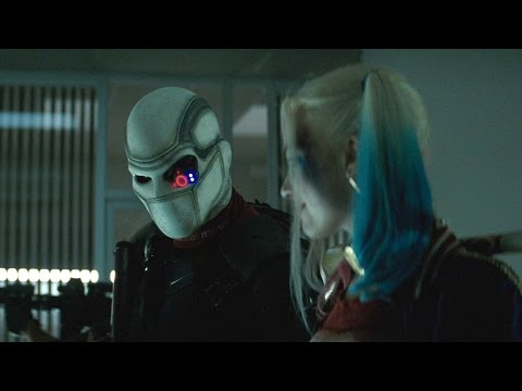 BATTLE IN THE BUILDING | Suicide Squad