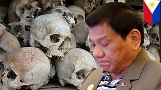 Duterte killings: Philippines president cozies up to China so he can kill without criticism