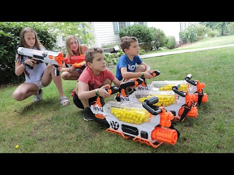 Nerf Battle Babysitter 3 The Babysitters Club New Recruit
