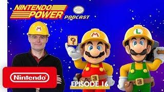Super Mario Maker 2 Reveals + Resident Evil Blowout! | Nintendo Power Podcast
