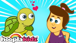 I Had a Little Turtle Lullaby Collection | Songs for Babies to go to sleep by HooplaKidz