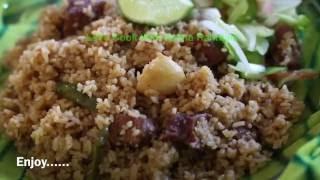 তেহেরী | তেহারী | গরুর বিরিয়ানী|  Beef Teheri | Tehari | Beef Biriyani | R# 46