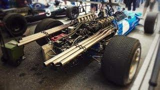 1968 Matra MS11 F1 V12 Sound - Vernasca Silver Flag 2014