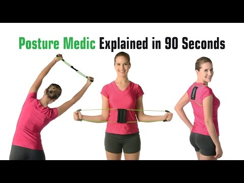 Posture Medic. Improve Your Posture - Improve Your Health