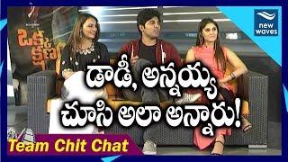 Allu Sirish makes Fun With Surabhi and Seerat Kapoor At Okka Kshnam Special Interview | New Waves