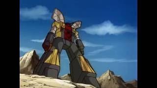 Transformers G1 Omega Suprme VS Los Decepticons Audio Latino