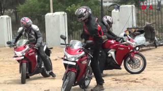 Honda CBR 250R video - Honda CBR 250 cc bike for India video review