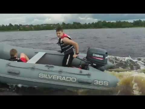 видео рецензия лодок моторов