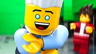 THE LEGO NINJAGO MOVIE ✩ Music Theme + ALL Bloopers ! (Animation, 2017)