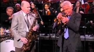 Tommy Newsome & Doc Severinsen - Here's That Rainy Day