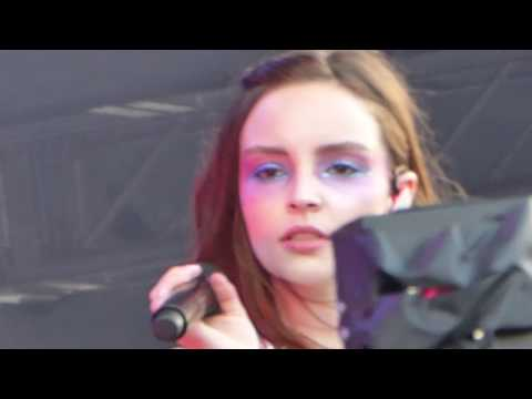 Chvrches Forever Live Lollapalooza Chicago IL August 2 2018