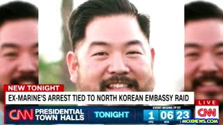 Former U.S. Marine Arrested In Connection With Raid On North Korean Embassy In Spain!