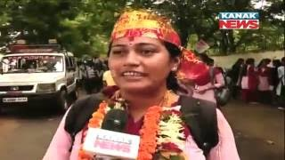 Candidates Filed Nomination In Various Colleges In Odisha
