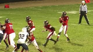High School Football Lorain vs. Shaw 10-27-17 Game 10