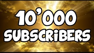 10,000 AWESOME PEOPLE