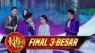 SPEKTAKULER Penampilan 3 Besar Kontestan Di Drama Musikal - Final 3 Besar KDI (25/9)