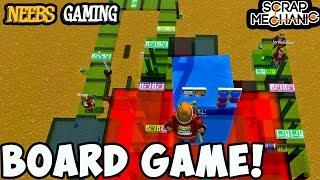 Scrap Mechanic - Board Game!