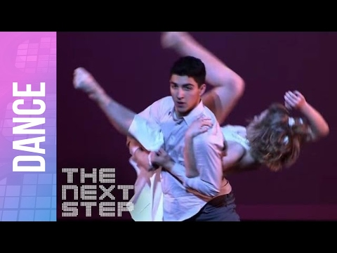 "James & Riley ""Flying"" Internationals Duet - The Next Step Dances"