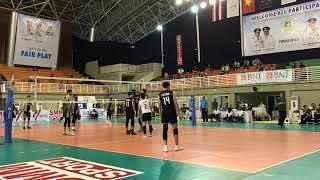 Pakistan Vs Thailand Volleyball Highlights 119th Asian Senior Men