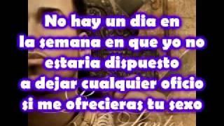 Romeo Santos - Magia negra. [Letra]