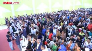 Presence Tv Channel Powerful Worship Ministration  With Prophet Suraphel Demis