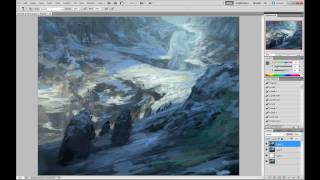 Part 1: Digital Environment Painting with Noah Bradley