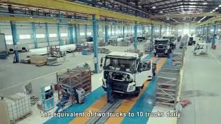 صناعة الشاحنات والمعدات الثقيلة في العراق - زسكو