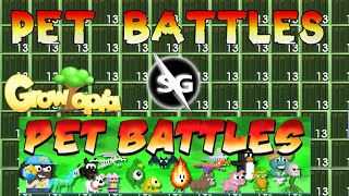 Growtopia How to Pet Battle