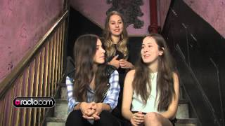 HAIM On Their Debut, Sister Love & The Spice Girls
