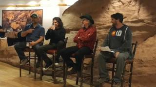 Primus Q&A at Red Rocks 5/16/2017