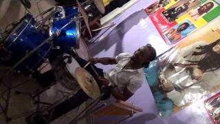Flavour on the drums