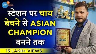 Life के Struggles को दें मुँह तोड़ जवाब   Shivalik Raj   Josh Talks Hindi