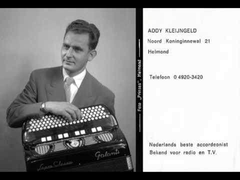 De Tango Specialisten Addy Kleijngeld Poema 1960