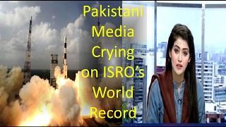 Pakistani Media Reactions On ISRO