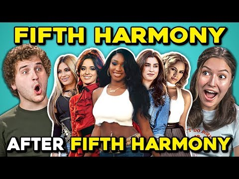 College Kids React To Fifth Harmony Solo Careers Where Are They Now