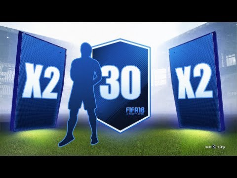 Xxx Mp4 WE PACKED TOTGS 30 X 2 PLAYER UPGRADE PACKS FIFA 18 Ultimate Team 3gp Sex