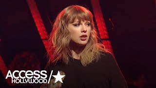 Taylor Swift's Huge 'Reputation' Weekend!   Access Hollywood