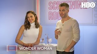 Wonder Woman Interview with Gal Gadot (HBO)