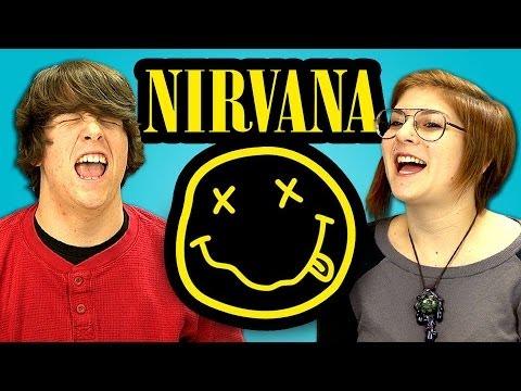 TEENS REACT TO NIRVANA