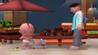 Baby Learn to be Polite and Considerate in Supermarket - Fun & Educational Ipad Game for Kids