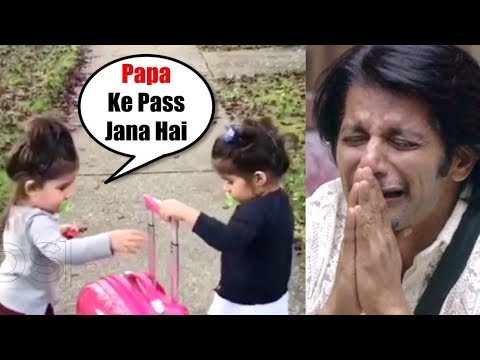 Xxx Mp4 Karanvir Bohra Daughters Cute Video Bigg Boss 12 3gp Sex