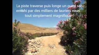 Piste Bou Tharar (vallée des roses) à Aït Youl (vallée du Dades) - Maroc