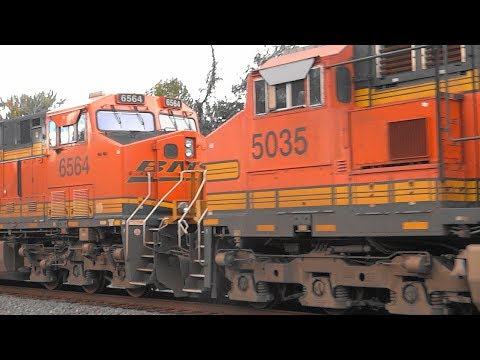 Xxx Mp4 Norfolk Southern Double Stack Train With Two BNSF Engines 3gp Sex