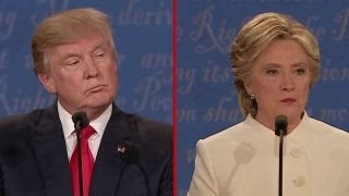 Part 2 of third presidential debate at University of Nevada